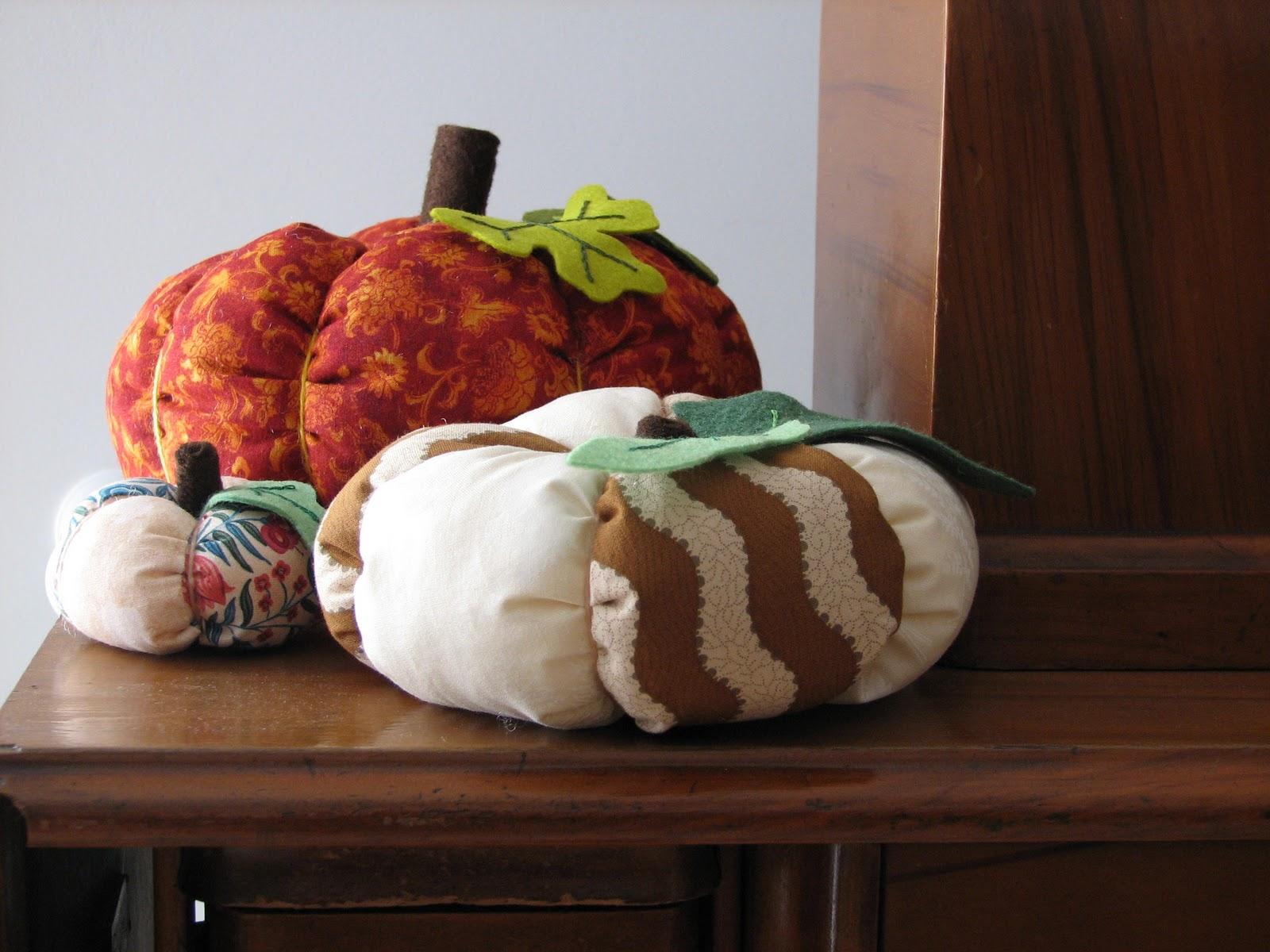 Deshilachado: Tutorial: calabaza de Halloween / Halloween pumpkins
