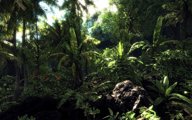crysis crytek frankfurt first person shooter game