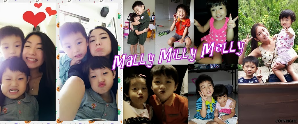 Mally, Milly, Melly