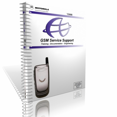 Motorola V8088 Service Manual www.esquemaseletrico