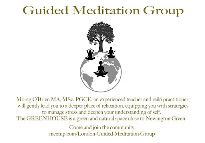 Logo Illustration and Design for Guided Meditiation Group