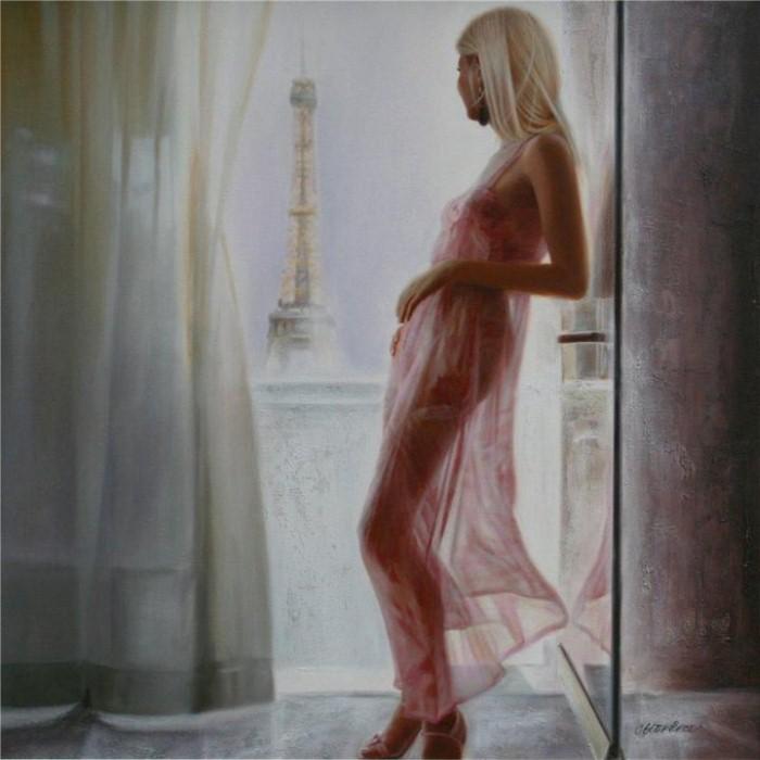 Эротические картины великих художников 17 фотография