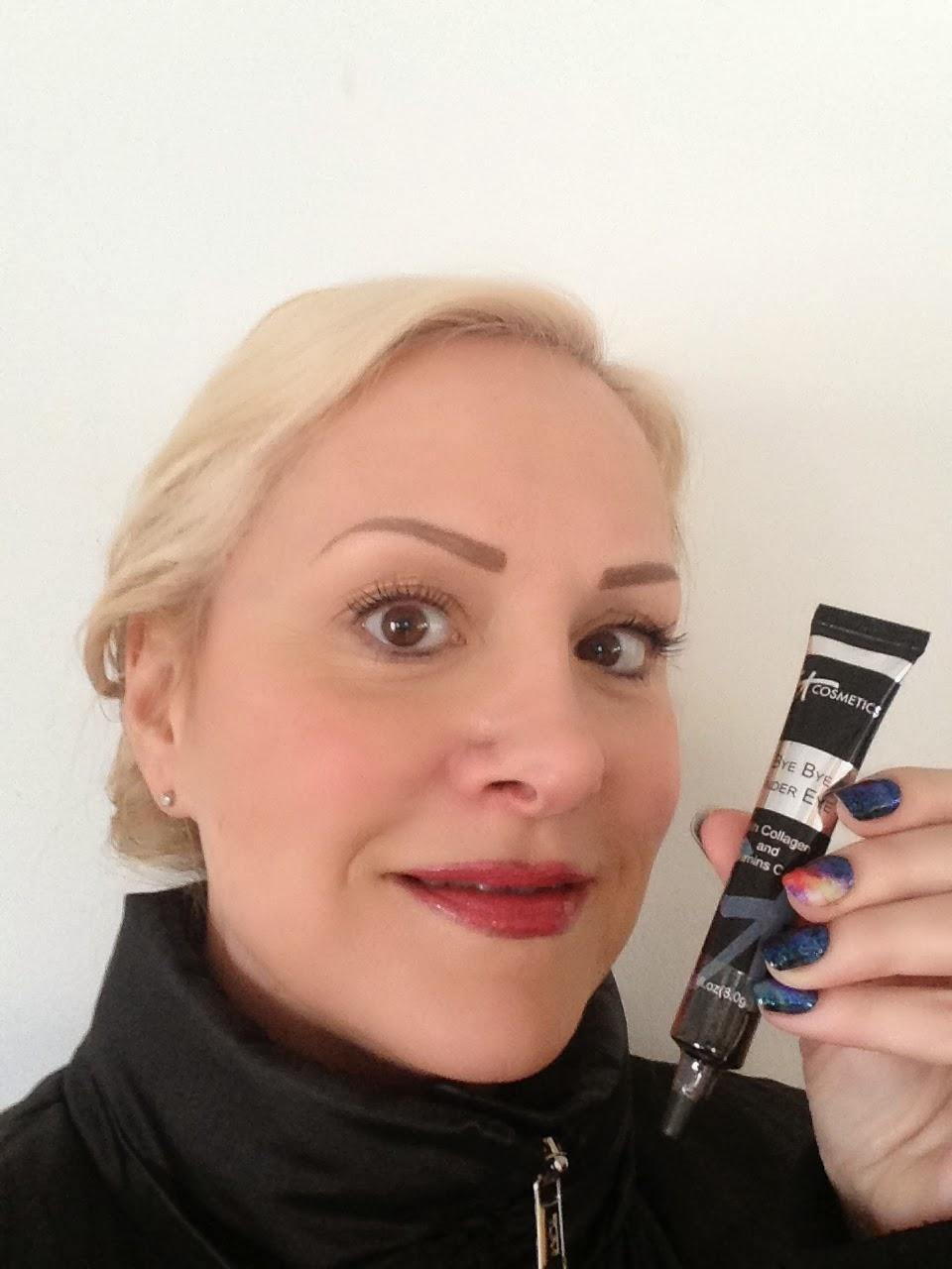 It cosmetics by jamie kern bye bye under eye full coverage