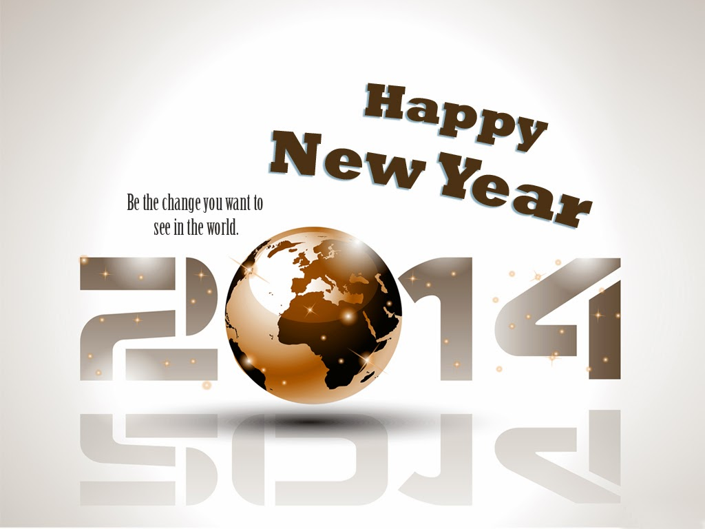 Happy new year world pictures
