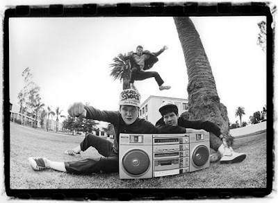 Beastie Boys Ghetto Blaster Dubstep Electro
