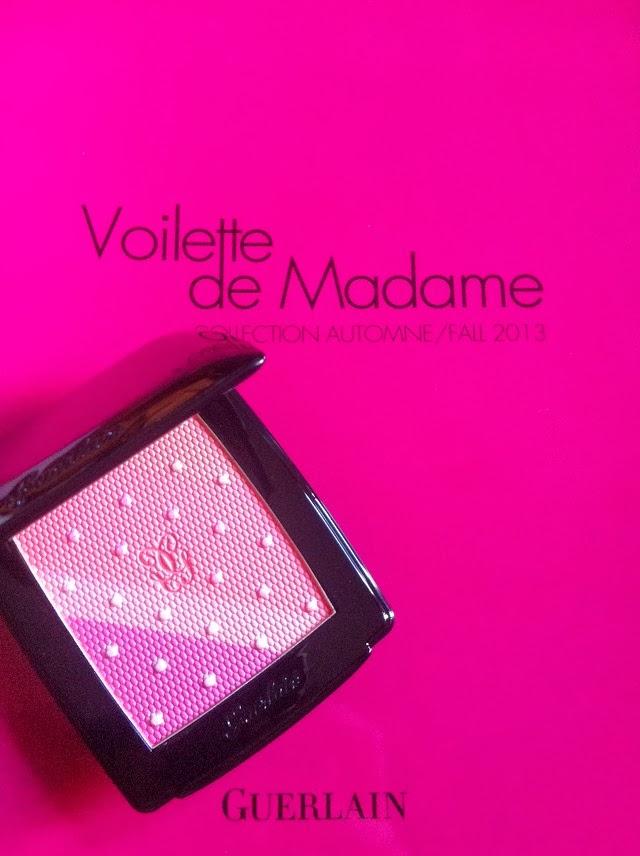 Guerlain Voilette de Madame Collezione Make Up Autunno 2013 e fondotinta Tenue de Perfection