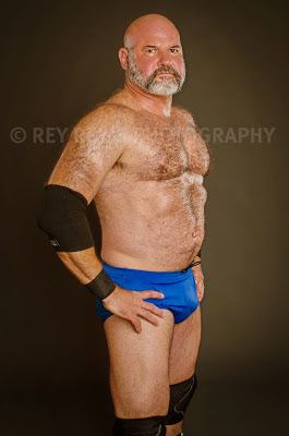 reyrey photography - gay bear photography - hairy bear big gay