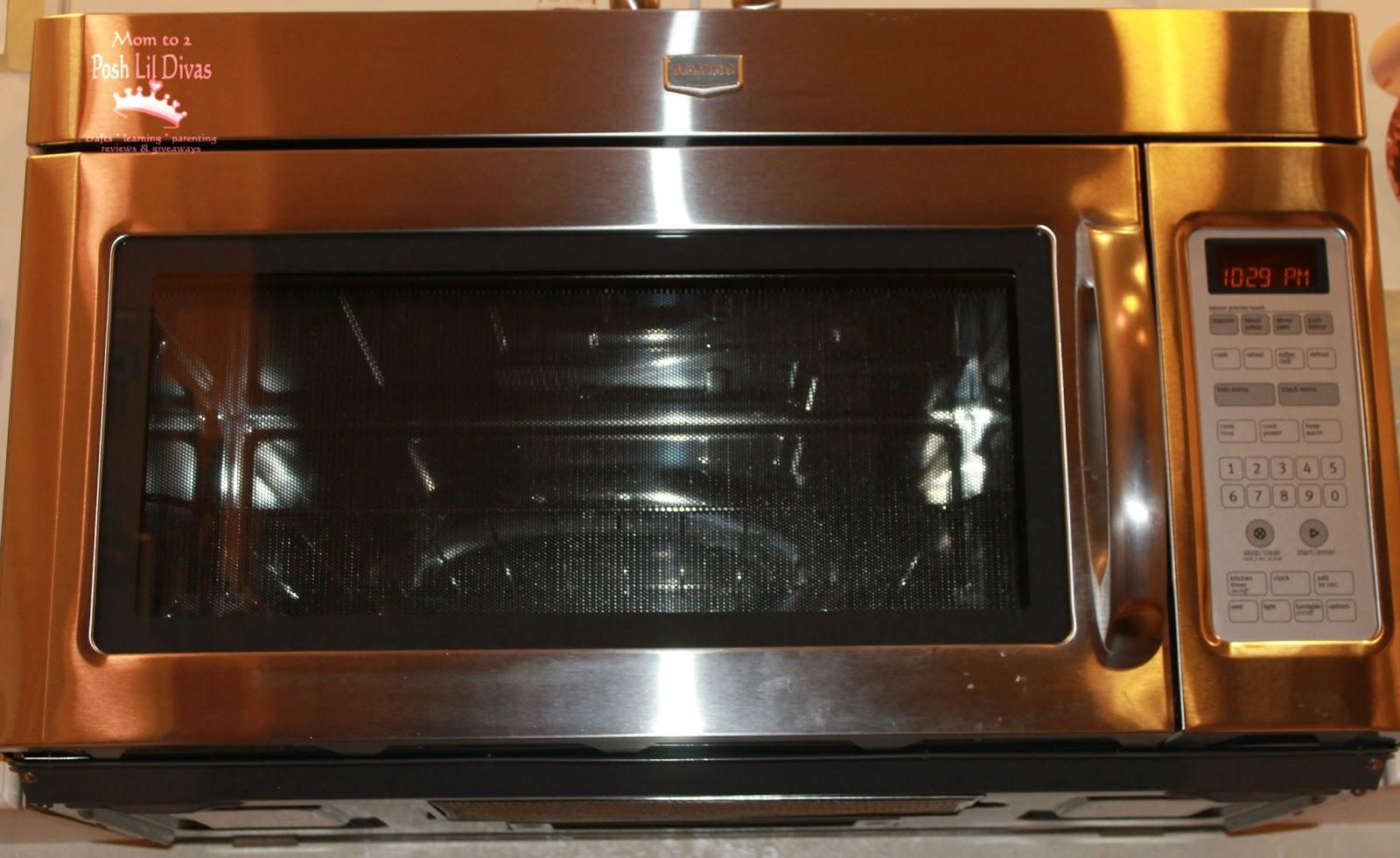 Pictures Of Maytag Microwave Repair