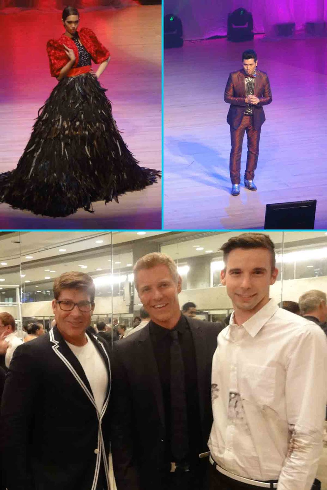 Chris hyndman hair piece - Local Celebrities Such As Steven Sabados And Chris Hyndman Of The Cbc S Steven And Chris Show Were In Attendance And Greeted Their Friends And Fans In