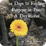Check out Stacy's Devotional!