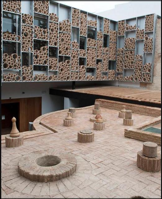 Patrimonio industrial arquitect nico futuro museo de la - Ceramicas sanchez ...