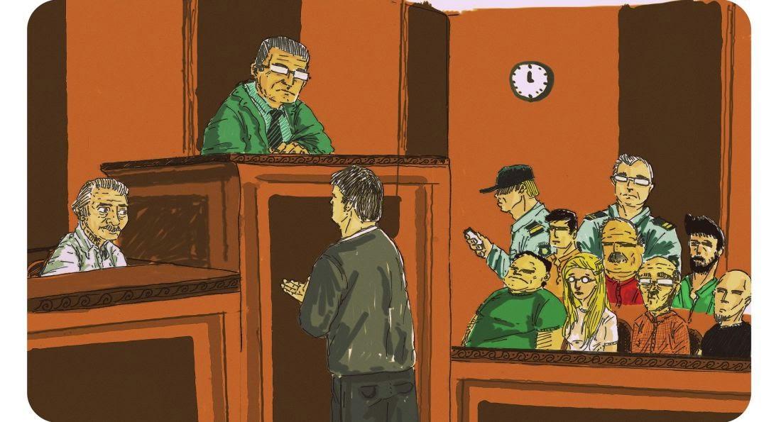 Actores civiles y proceso penal