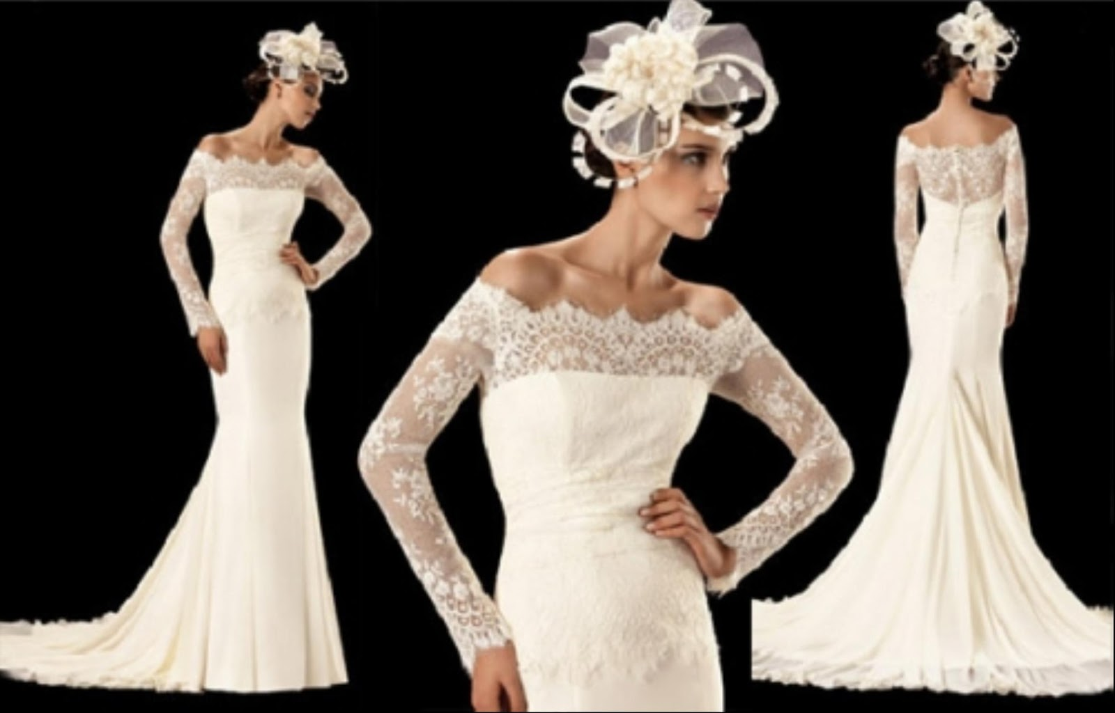 Wedding Dresses  Lace Sleeves : Lace bridal jackets boleros wedding bells