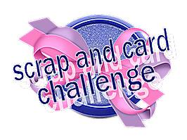 Scrap and Card Challenge