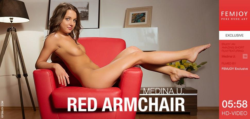 Kdmwmjoq 2014-09-06 Medina U - Red Armchair (HD Video) 09170