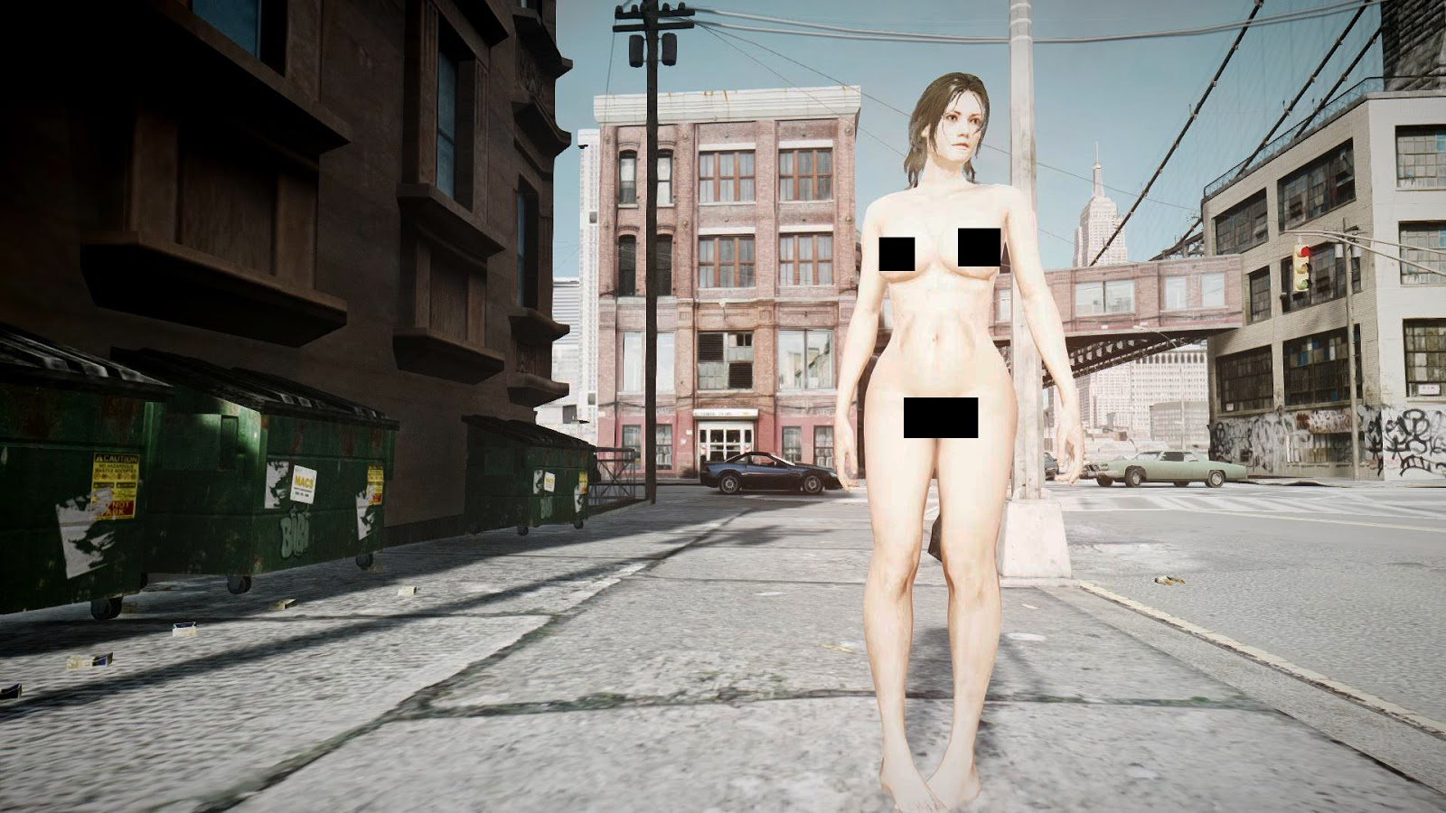 Gta iv nude patch porno images