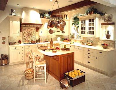 Modern Country Kitchens Decor Ideas & HOME DECOR IDEAS: Primitive Country Kitchens Decor Ideas