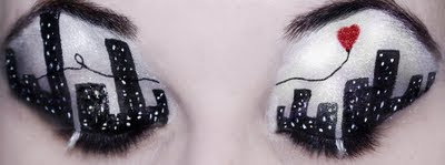 Creative Eye Makeup Designs