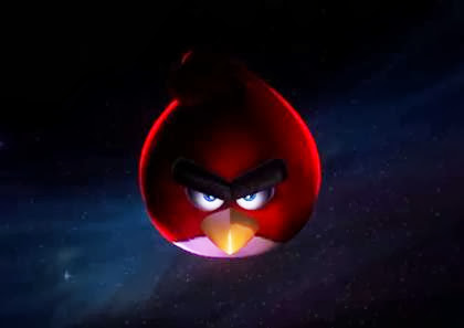 Angry Birds Magic Wallpaper 2