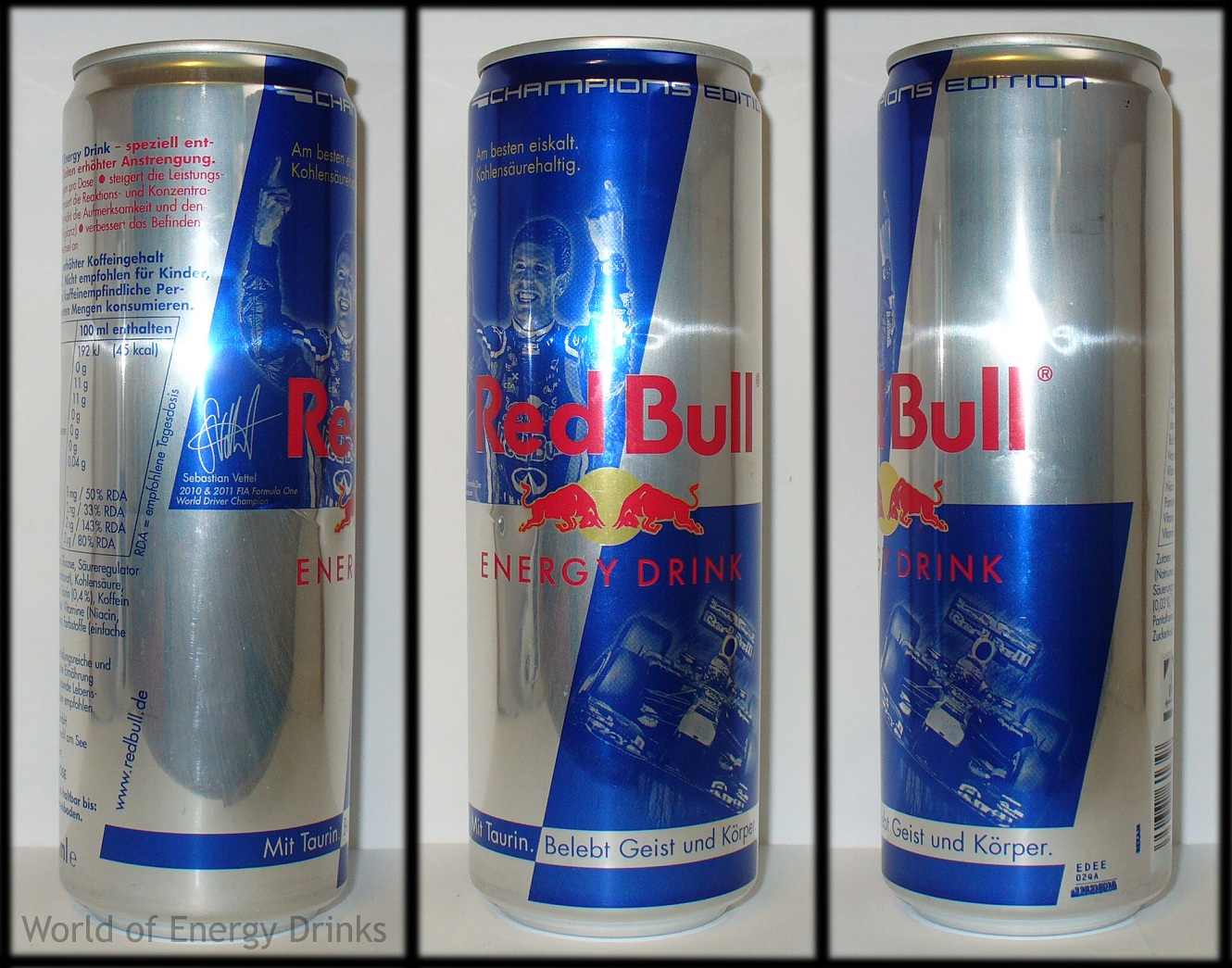 Red Bull Donation Drinks