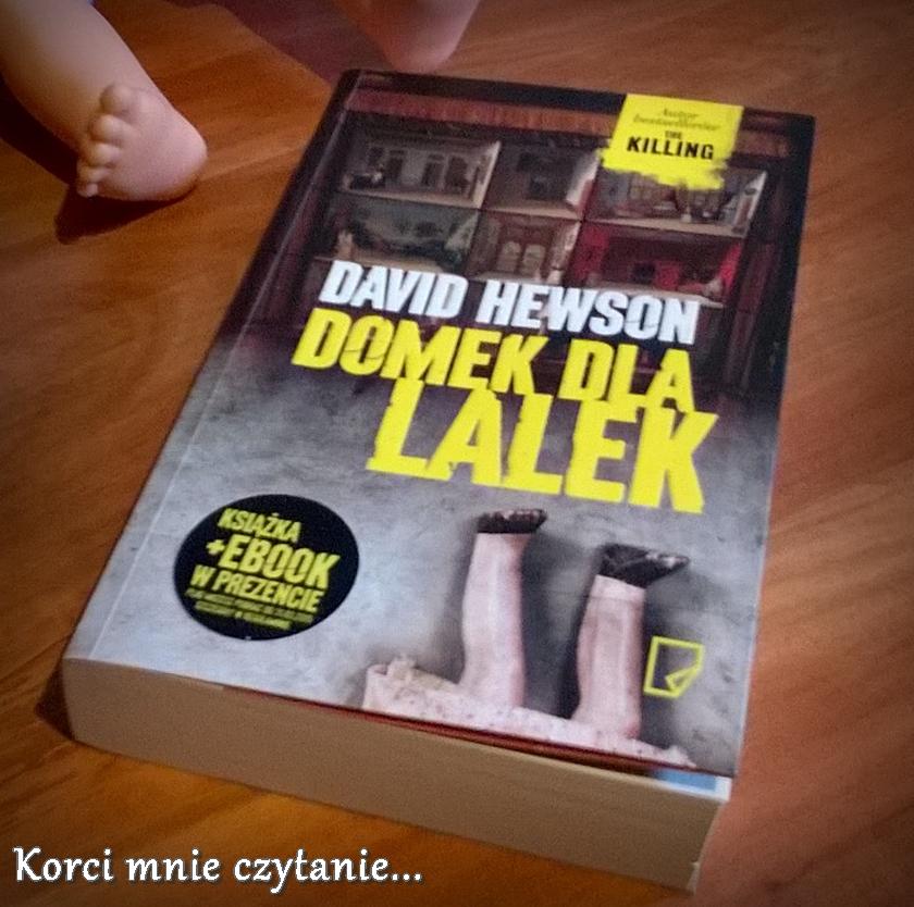 "David Hewson ""Domek dla lalek"""