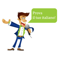 Prova il tuo italiano