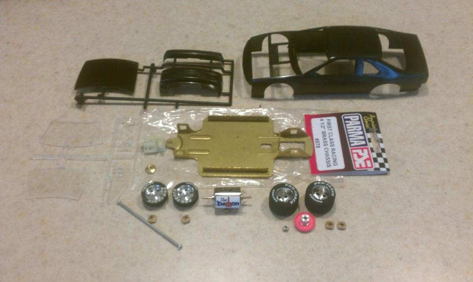How To Use A Slot Car Chassis Jig