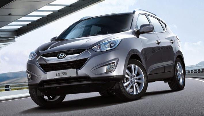 Hyundai Ix35 2014 preço fotos
