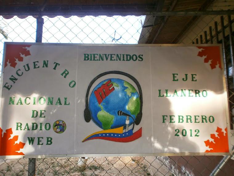 UN RECUERDO DEL ENCUENTRO NACIONAL DE RADIOS WEB REGION LOS LLANOS