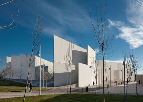 K meetsrm for Estudios arquitectura zaragoza