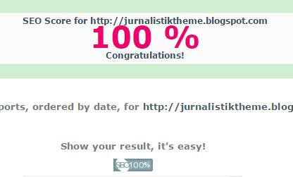 Jurnalistik Theme - SEO Friendly Simple Fast Loading Responsive Blogger Template