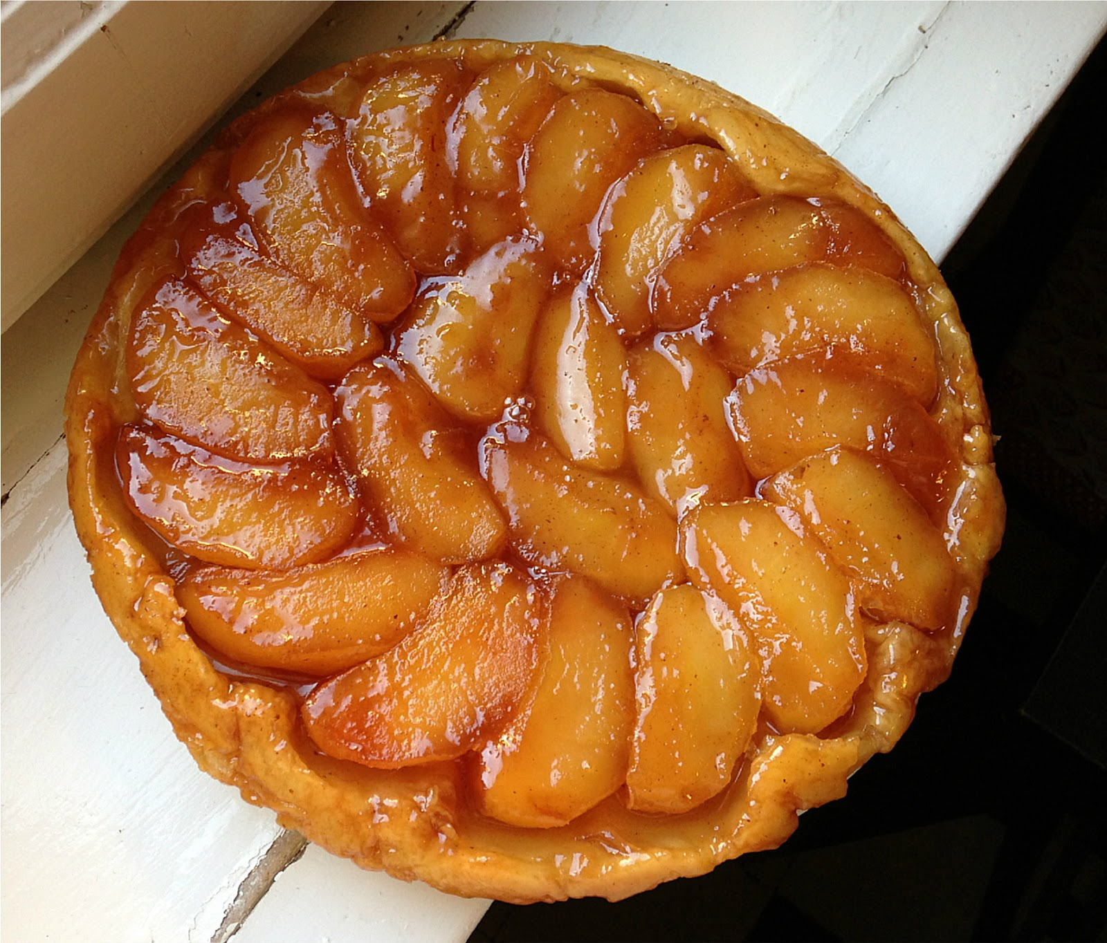 Nuts about food: Tarte tatin