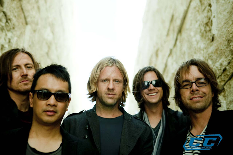 Switchfoot - Vice Verses 2011 band members