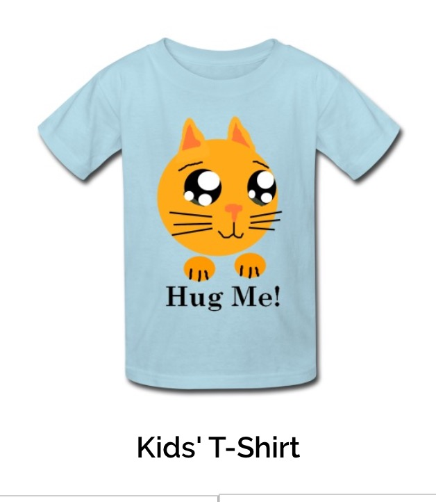 Children's Cat Tshirt