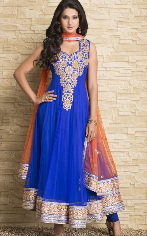 Jennifer winget Saree and Churidar Photoshoot for Meena ...