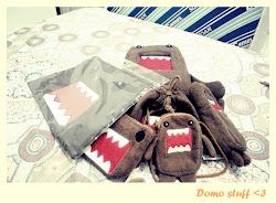 Domo stuff is my love ♥