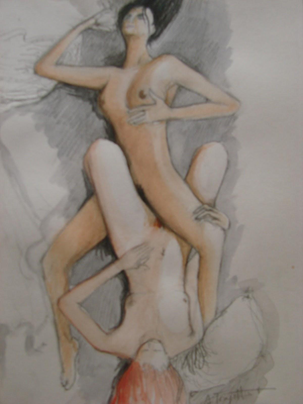 dibujos a lapiz de prostitutas varon femenino