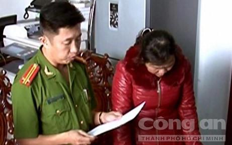 Gia Lai: Bắt nữ giám đốc trốn thuế tiền tỉ