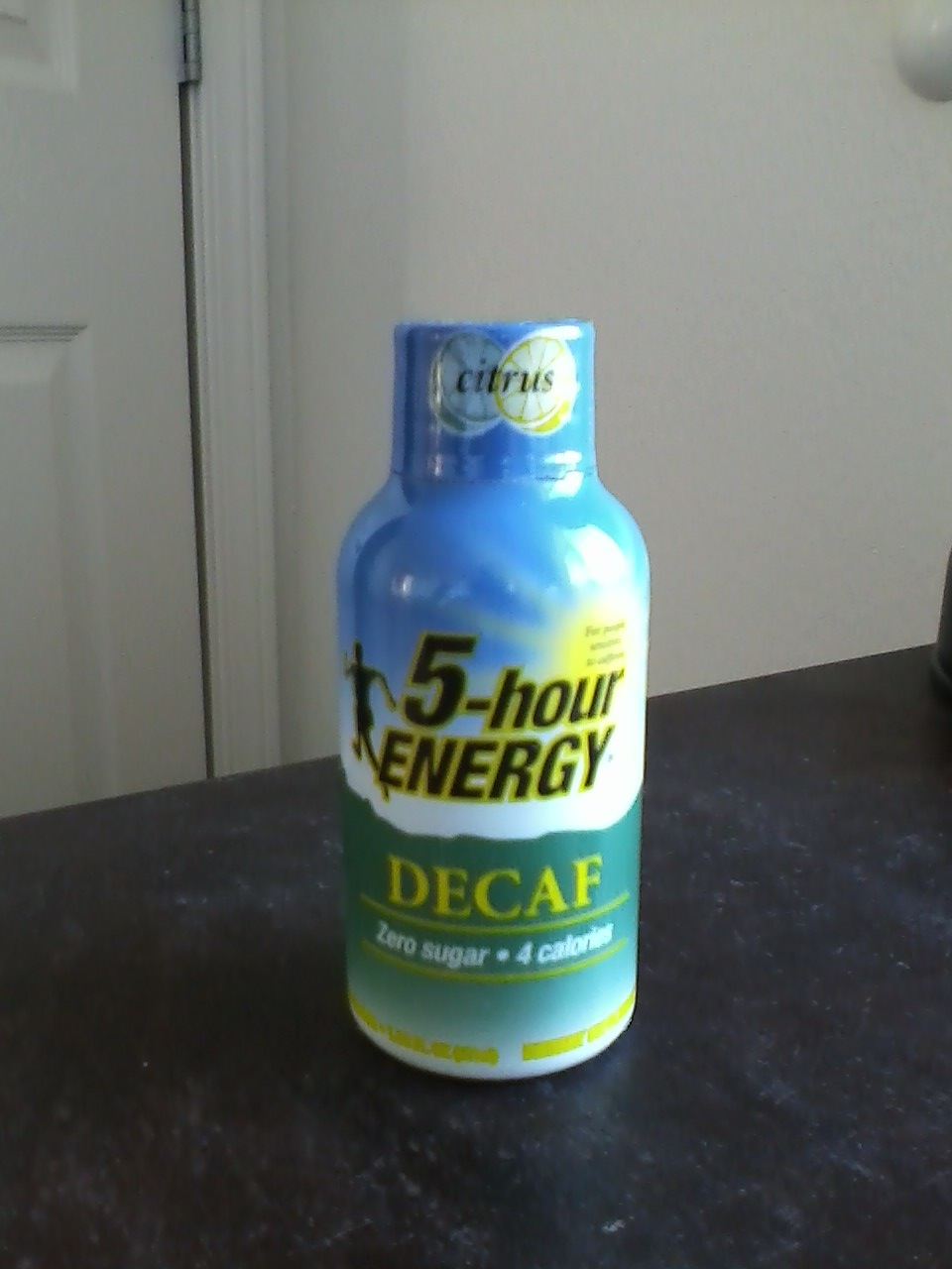 CAFFEINE!: Review for 5 Hour Energy Decaf