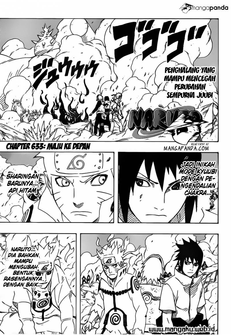 Komik Naruto Shippuden Chapter 633 Bahasa Indonesia