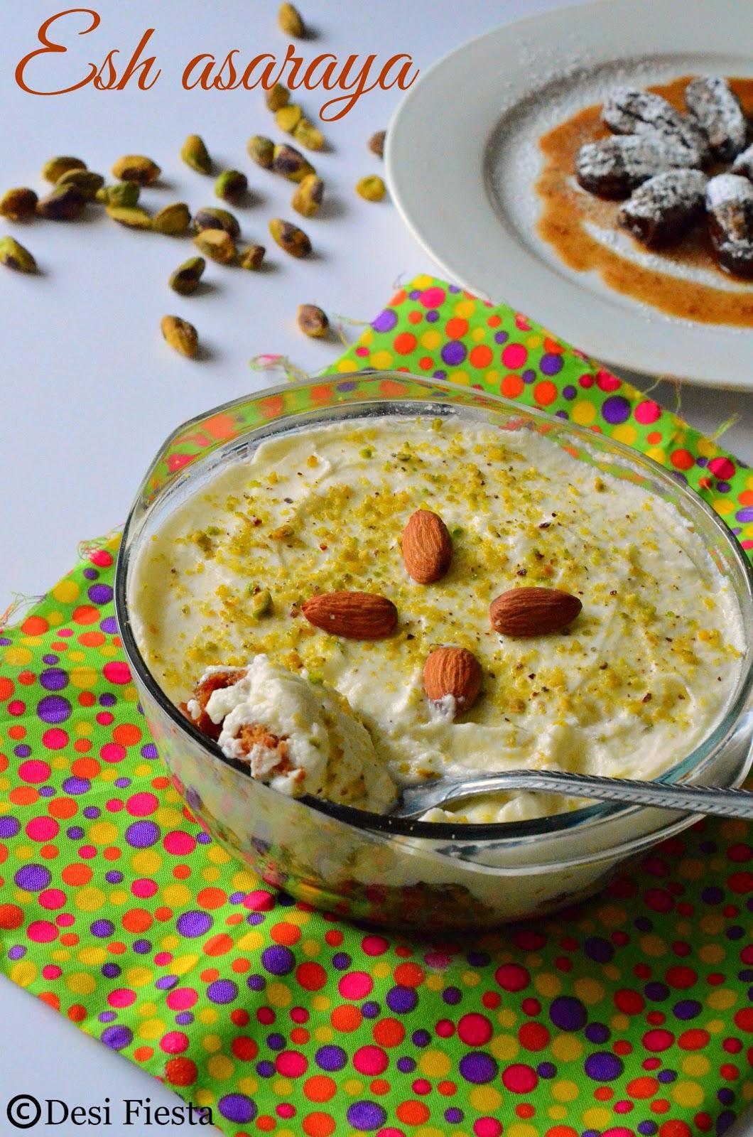 Arab dessert Recipes