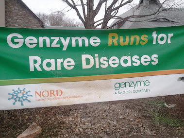 """Running for Rare diseases"""