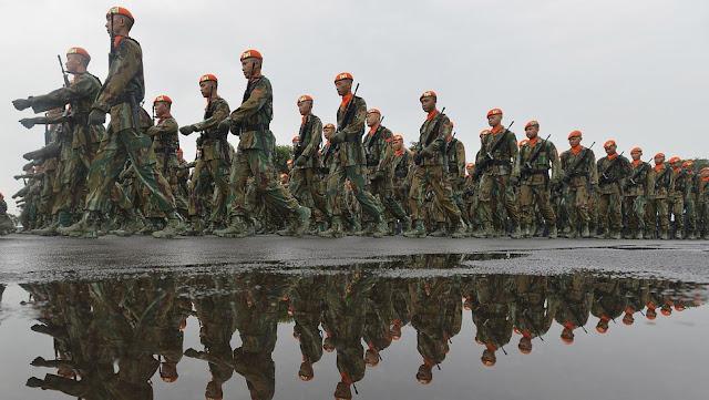 TNI Diminta Tidak Terlibat dalam Politik Praktis
