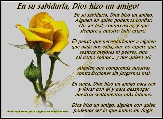 Oracion De Dios Para Una Amiga