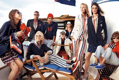 Campaña Tommy Hilfiger primavera - verano 2013