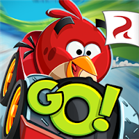 Angry Birds Go! for Windows Phone updated (1.8) with new content