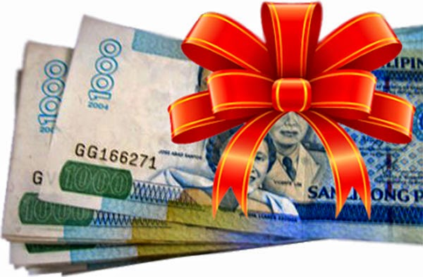 2014 Christmas Bonus