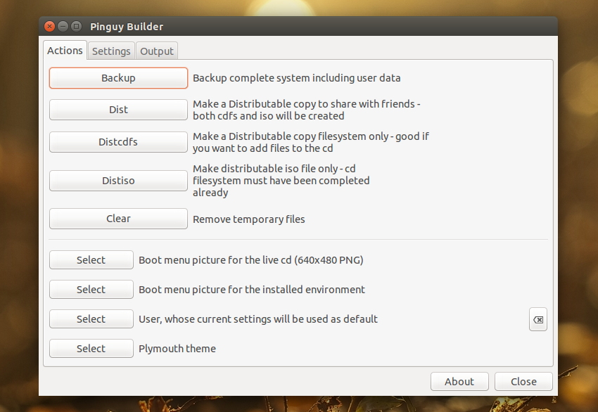 Create A Custom Ubuntu Or Linux Mint ISO With PinguyBuilder