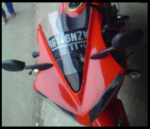 Gambar Foto Modifikasi Motor Terbaru Yamaha Vixion Vairing Ninja 1.jpg
