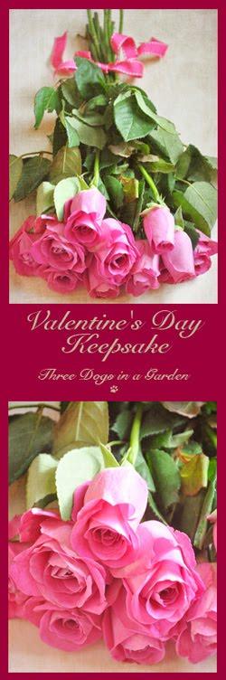 Valentine's Day Keepsake